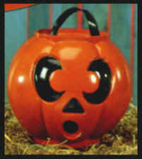 Halloween Pumpkin Baskets (48) - Item Number EII71600CP